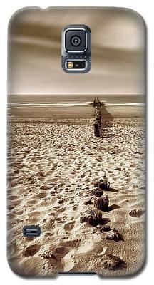 Down The Shore Galaxy S5 Case