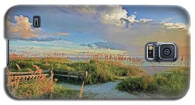 Down To The Beach 2 - Florida Beaches Galaxy S5 Case