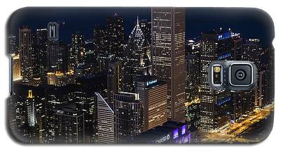Downtown Chicago Galaxy S5 Case