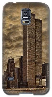 Downtown Manhattan Circa Nineteen Seventy Nine  Galaxy S5 Case