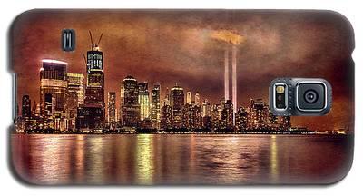 Downtown Manhattan September Eleventh Galaxy S5 Case