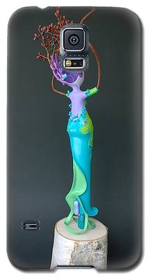 Dragonfly Will O' The Wisp Galaxy S5 Case