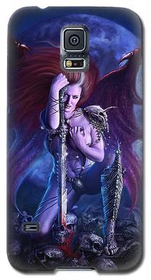 Drakaina Galaxy S5 Case