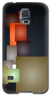 Dramatic Abstract Galaxy S5 Case