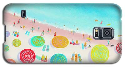Dreaming Of Sun, Sand And Sea Galaxy S5 Case