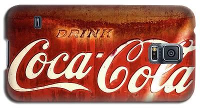 Drink Coca-cola Galaxy S5 Case