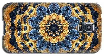 Dripping Gold Kaleidoscope Galaxy S5 Case