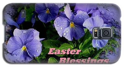 Easter Blessings Galaxy S5 Case