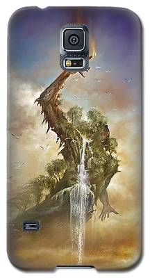 Elements Galaxy S5 Case