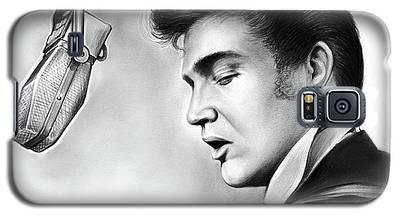 Elvis Presley Galaxy S5 Case