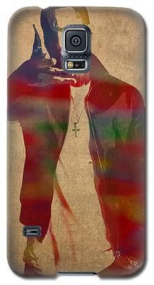 Eminem Galaxy S5 Cases