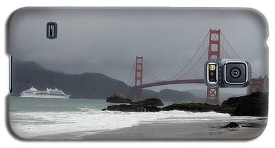 Entering The Golden Gate Galaxy S5 Case