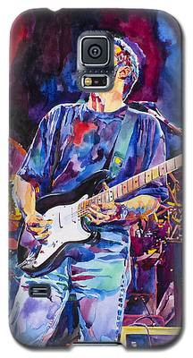 Eric Clapton Galaxy S5 Cases