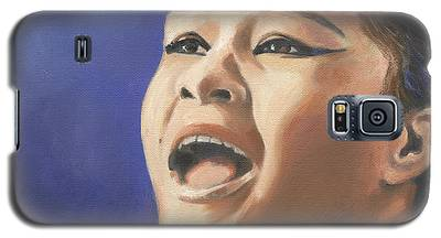 Etta James Galaxy S5 Case