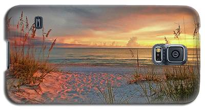 Evening At The Beach Galaxy S5 Case