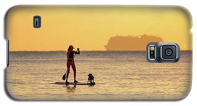 Evening Paddle Galaxy S5 Case