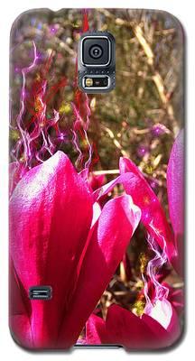 Fairy Fire Galaxy S5 Case