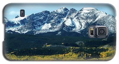 Fall In Colorado Galaxy S5 Case