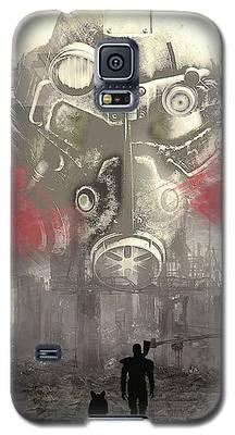 Fallout 4  Galaxy S5 Case
