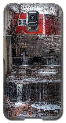 Feeder Canal Lock 13 Galaxy S5 Case