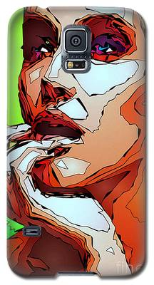 Female Expressions Galaxy S5 Case
