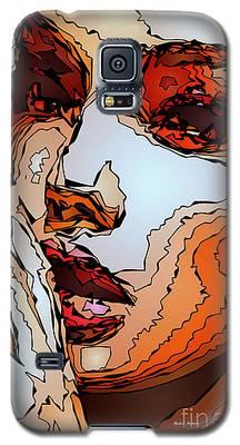Female Expressions Viii Galaxy S5 Case