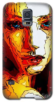 Female Tribute II Galaxy S5 Case