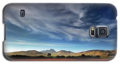 Field Of Color Galaxy S5 Case
