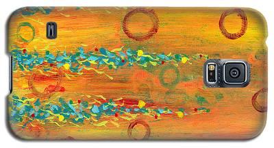 Fiesta Painting Galaxy S5 Case