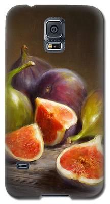 Still Life Galaxy S5 Cases