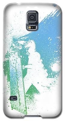 Final Fantasy 7 Galaxy S5 Case