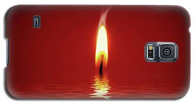 Floating Candlelight Galaxy S5 Case
