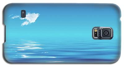 Floating Cloud Galaxy S5 Case