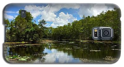 Florida Wetlands Galaxy S5 Case