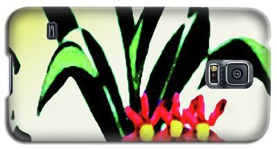 Flower Design #2 Galaxy S5 Case