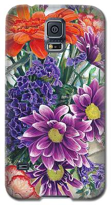 Flowers From Daughter Galaxy S5 Case