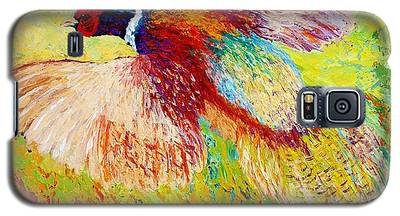 Pheasant Galaxy S5 Cases