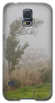 Fog And Wind Galaxy S5 Case