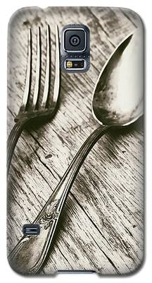 Fork And Spoon Galaxy S5 Case