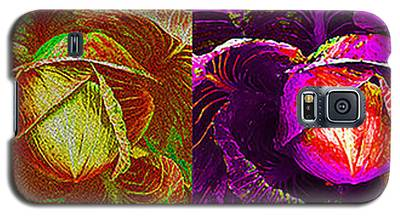 Four Cabbage  Galaxy S5 Case