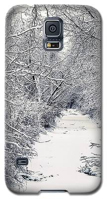 Frosted Feeder Galaxy S5 Case