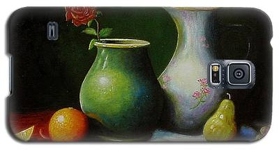 Fruit And Pots. Galaxy S5 Case