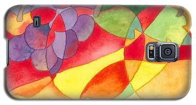 Fruit Montage Galaxy S5 Case