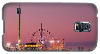 Funtown Pier At Sunset IIi - Jersey Shore Galaxy S5 Case