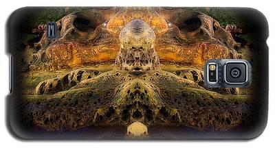 Gabriola Mystery Rock 3 Galaxy S5 Case