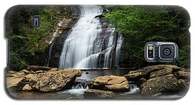 Gentle Waterfall North Georgia Mountains Galaxy S5 Case