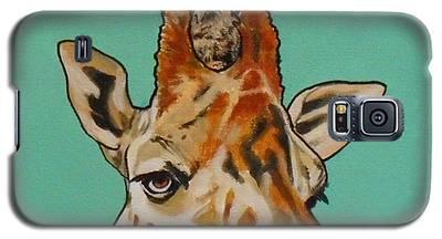 Gerald The Giraffe Galaxy S5 Case