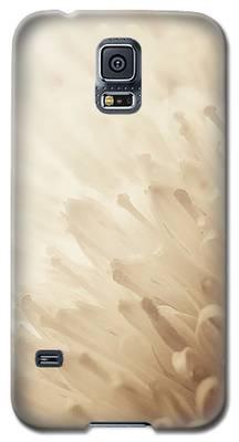 Gerbera Sepia Galaxy S5 Case