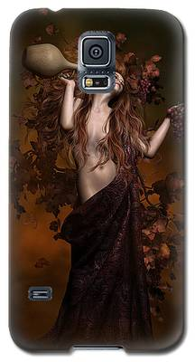 Geshtinanna Goddess Of Grape Vine Galaxy S5 Case