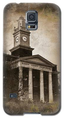 Glasgow Ky Courthouse Galaxy S5 Case